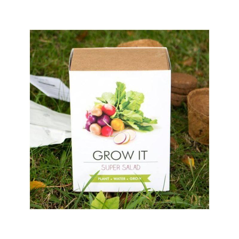 LIKVIDACE! Grow it - Super salát