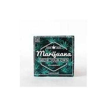 Vypěstuj si vlastní - Marihuanu