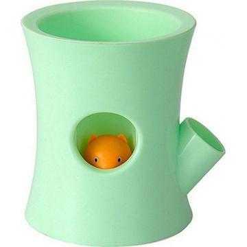 Samozavlažovací květináč - zelený