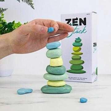 Giftrepublic Zenové relaxační kamínky – 10 ks