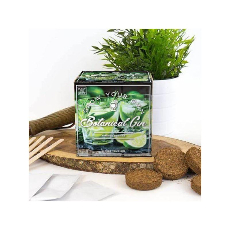 Grow your own - Botanical gin