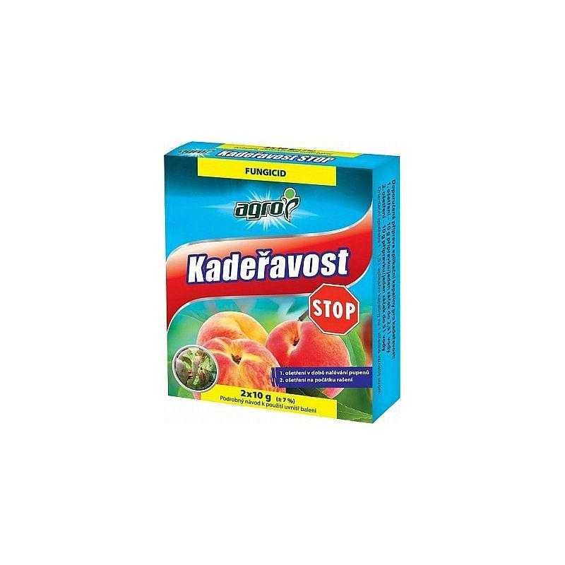 Agro Kadeřavost Stop ošetření broskvoní 2 × 10 g