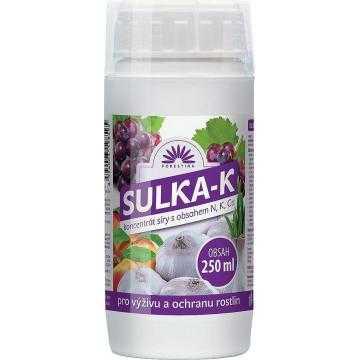 Forestina Sulka-K Fungicid, pro výživu a ochranu rostlin, 250 ml