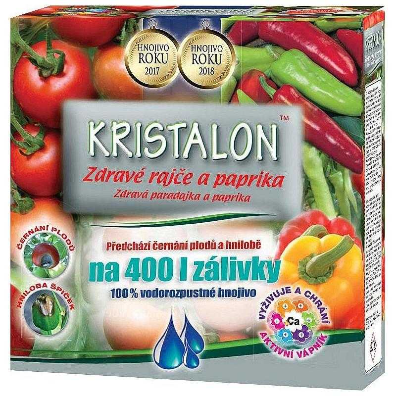 Kristalon Zdravé rajče a paprika hnojivo, 0,5 kg