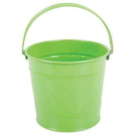 Bigjigs Toys Zahradní kyblík zelený