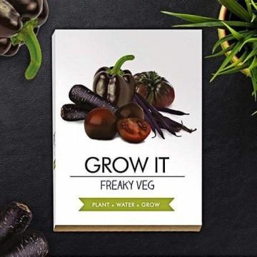 Grow it - ošklivá zelenina
