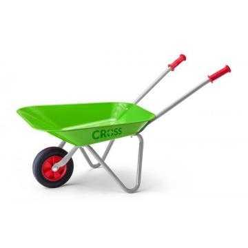 Kolečko CROSS zelené, kovové