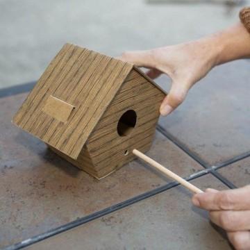 DIY – sestav si ptačí budku