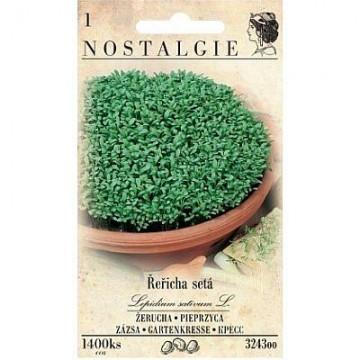 Nohel Garden řeřicha setá, 1400 semen