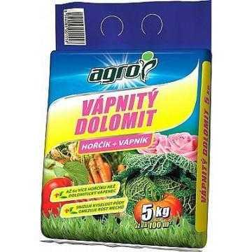 Vápnitý dolomit hnojivo, 5 kg